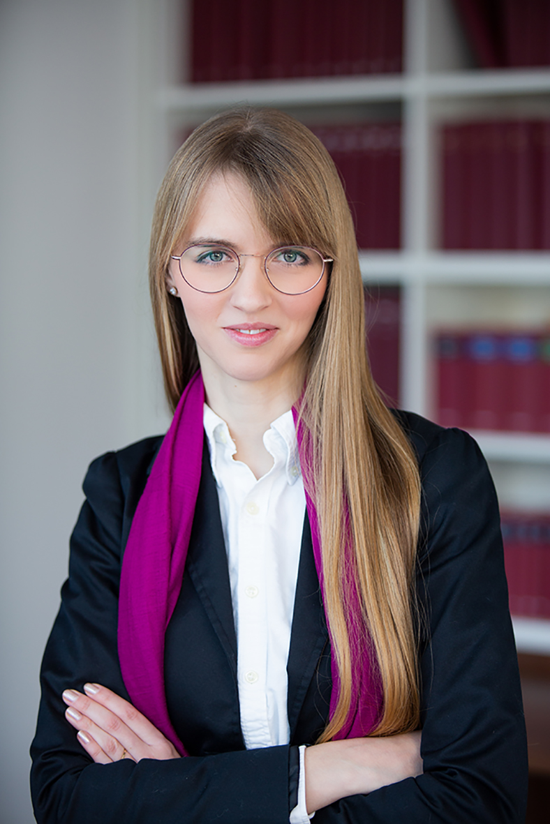 Portraitbild: Dr. Florian Neher